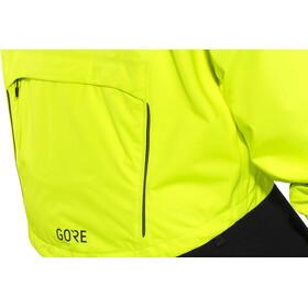 GORE WEAR C3 Gore-Tex Active Veste Homme, neon yellow